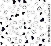 dark pink  red vector seamless... | Shutterstock .eps vector #1133013605