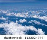 alto cumulus   cumulative... | Shutterstock . vector #1133024744