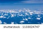 alto cumulus   cumulative... | Shutterstock . vector #1133024747