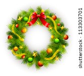 vector illustration of... | Shutterstock .eps vector #113303701