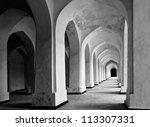Arabian Arches In Kolon Mosque...