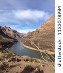 grand canyon national park | Shutterstock . vector #1133078984