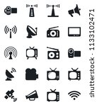 set of vector isolated black... | Shutterstock .eps vector #1133102471