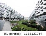 copenhagen denmark october 16... | Shutterstock . vector #1133131769