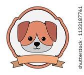 cute animals design | Shutterstock .eps vector #1133187761