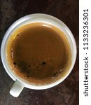 black coffee made my day  make... | Shutterstock . vector #1133236301