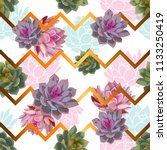 seamless background of... | Shutterstock .eps vector #1133250419