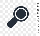 magnifying glass vector icon...