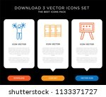 business infographic template... | Shutterstock .eps vector #1133371727