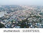 modern condominium and flat... | Shutterstock . vector #1133372321