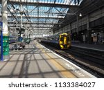 edinburgh  uk   circa june 2018 ... | Shutterstock . vector #1133384027