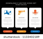 business infographic template...   Shutterstock .eps vector #1133402189