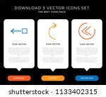 business infographic template... | Shutterstock .eps vector #1133402315