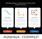 business infographic template... | Shutterstock .eps vector #1133404127