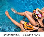 lifestyle hot close up picture... | Shutterstock . vector #1133457641