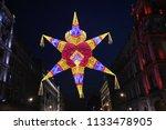 mexico city  mexico mexico....   Shutterstock . vector #1133478905