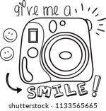 t shirt photograph cartoon   Shutterstock .eps vector #1133565665