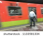 september 4  2017   mexico city ... | Shutterstock . vector #1133581334