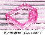 pink file glass icon on...