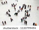 new york  usa   june 10  2018 ...   Shutterstock . vector #1133799494