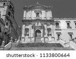 san francesco is one of many... | Shutterstock . vector #1133800664