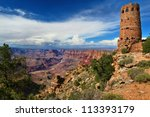Desert View Watchtower Grand...