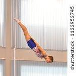 orenburg  russia   december 3 ... | Shutterstock . vector #1133953745