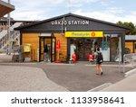 vaxjo  sweden   june 26  2018 ... | Shutterstock . vector #1133958641