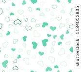light blue  green vector... | Shutterstock .eps vector #1134052835