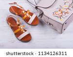 Fashionable Women's Sandals And ...