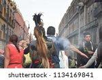 mexico city  mexico mexico ...   Shutterstock . vector #1134169841