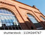 old building made of bricks | Shutterstock . vector #1134264767