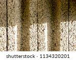 concrete block texture... | Shutterstock . vector #1134320201