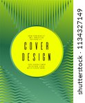 abstract coverage design for... | Shutterstock .eps vector #1134327149