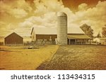 Old Farm Picture