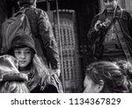 prague czech republic   03 17... | Shutterstock . vector #1134367829