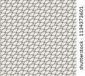 geometric pattern background | Shutterstock .eps vector #1134373601