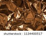 full frame take of a sheet of...   Shutterstock . vector #1134400517