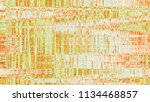 colorful pattern for design and ... | Shutterstock . vector #1134468857