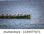 castro urdiales  spain   july... | Shutterstock . vector #1134477671