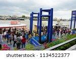 bangkok thailand   july 14 2018 ... | Shutterstock . vector #1134522377