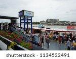 bangkok thailand   july 14 2018 ...   Shutterstock . vector #1134522491