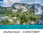 marble cathedral at puerto rio... | Shutterstock . vector #1134672869