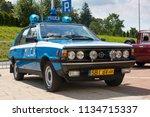 bielsko biala  poland   july 15 ... | Shutterstock . vector #1134715337