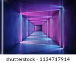 Stock photo neon background concept 1134717914
