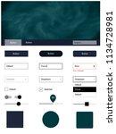 dark blue vector material...