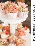 cupcakes | Shutterstock . vector #113473735