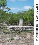 ruins in mexico   Shutterstock . vector #1134781265