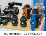 valve and pipe for... | Shutterstock . vector #1134921524