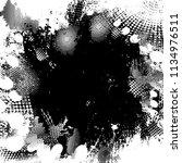 scratch grunge urban background....   Shutterstock .eps vector #1134976511